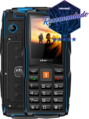 VKworld New Stone V3 móvil resistente y barato