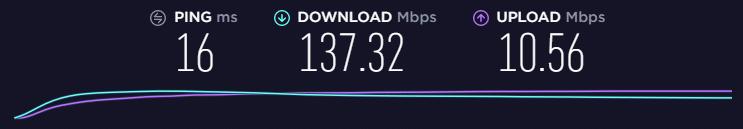 VPN Surfshark servidor más cercano