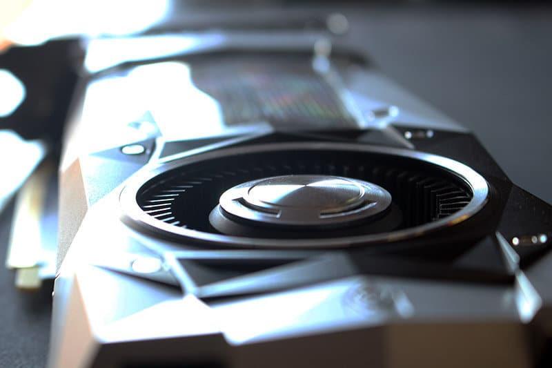 Ventilador Nvidia 1080 Ti Founders Edition NewEsc