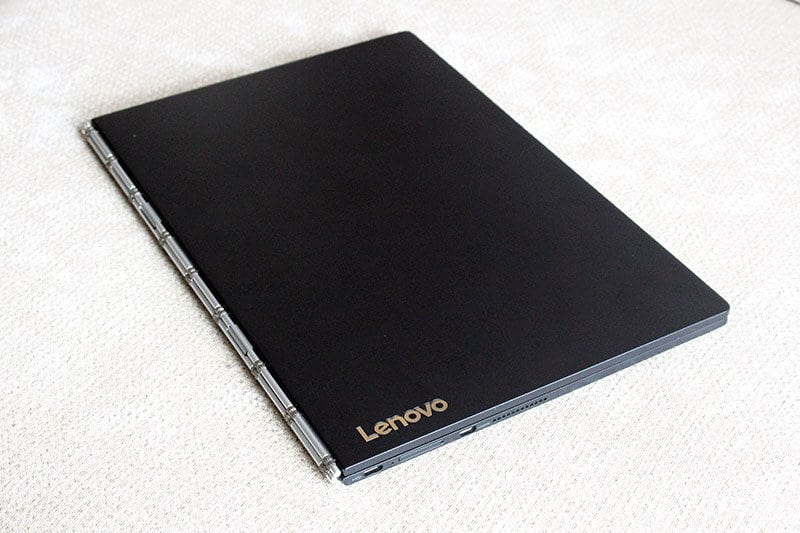 Vista general Lenovo Yoga Book NewEsc