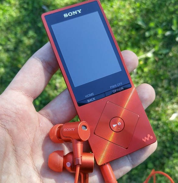 Walkman-Sony-NW-A25HN