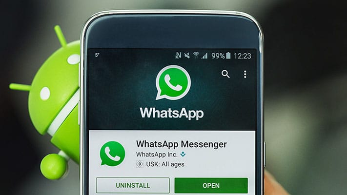 Whatsapp dual SIM para dispositivos Android