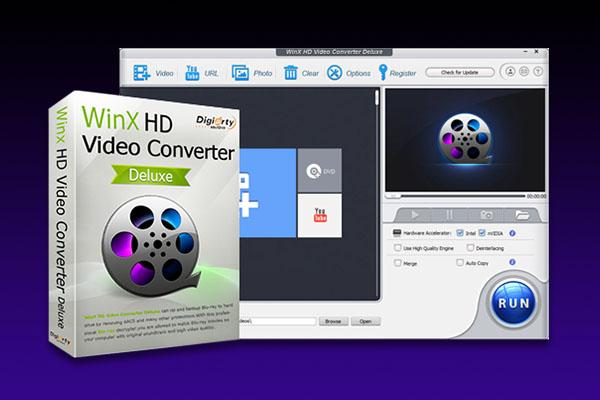 WinX HD Video Converter Deluxe NewEsc