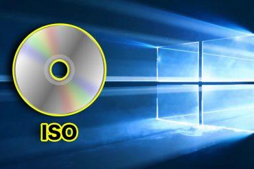 Windows 10 ISO wallpaper