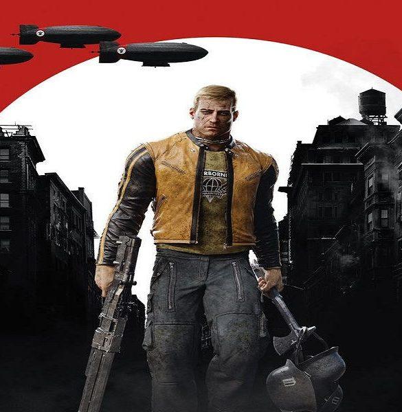Wolfenstein II Portada