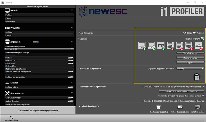 X Rite i1 Display Pro i1 Profiler Portada