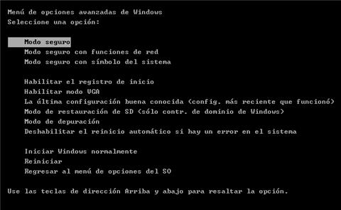 X formas de iniciar Windows 10 en modo seguro - 1