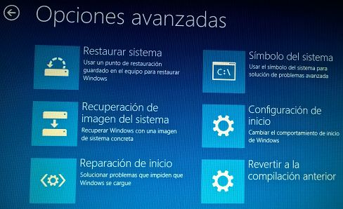X formas de iniciar Windows 10 en modo seguro - 7.1