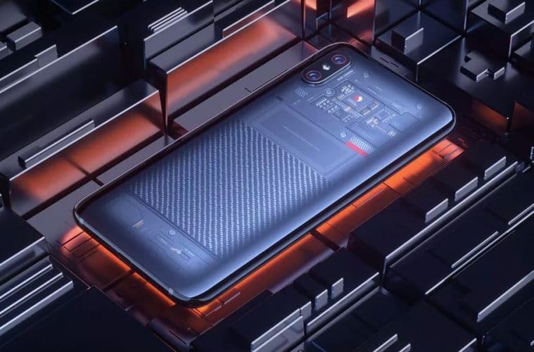 XIAOMI MI 8 Wallpaper noticias