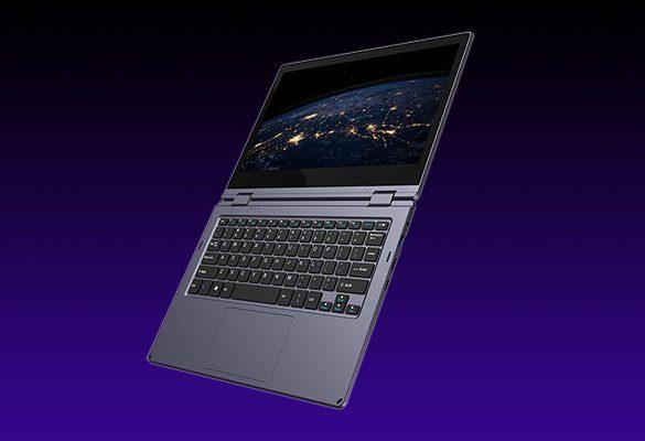 XIDU PhilBook Pro 2019 design completo