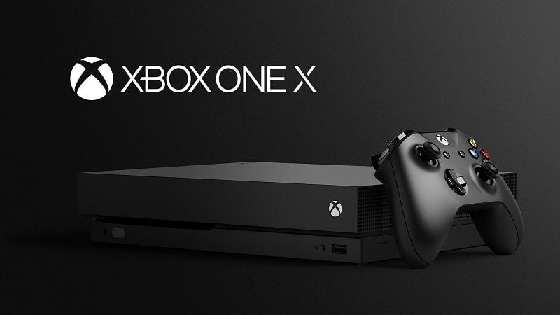Xbox One X Japon Ventas