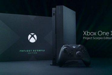 Xbox One X Portada 2