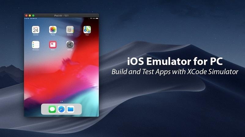 Xcode iOS Emulator for PC