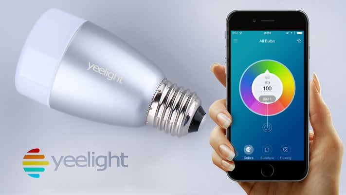XiaoMi Yeelight LED
