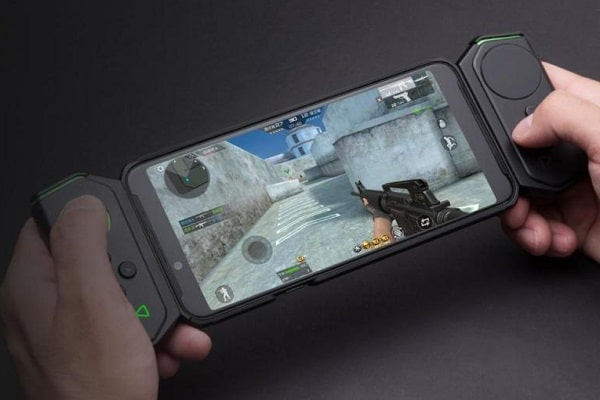 Xiaomi Black Shark Gamepad 2.0 similar a la Switch