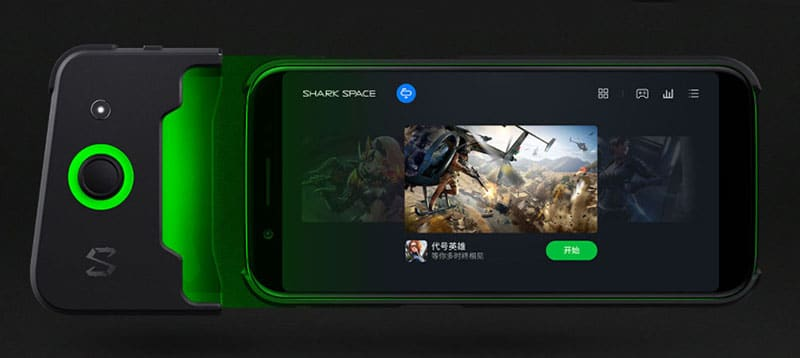 Xiaomi Black Shark joycon