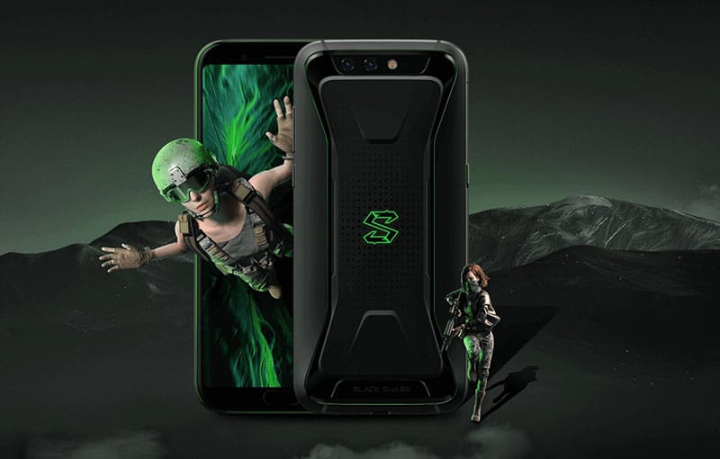 Xiaomi Black Shark wallpaper