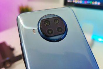 Xiaomi MI 10T Lite Gcam