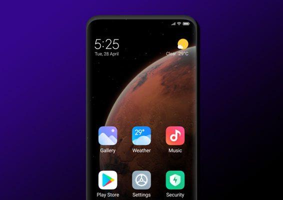 Xiaomi MIUI 12 Lite Mode