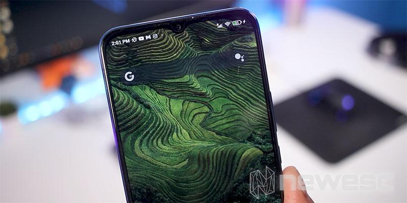 Xiaomi Mi 10 Lite Notch
