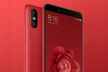 Xiaomi Mi 6X parecido al Xiaomi Mi A2