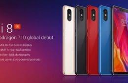 Xiaomi Mi 8 SE venta 8 de junio