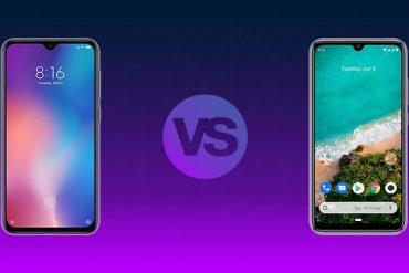 Xiaomi Mi 9 SE vs Mi A3