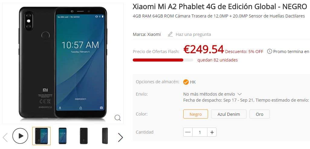 Xiaomi Mi A2 - GearBest