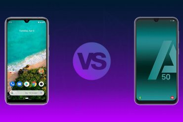 Xiaomi Mi A3 vs Galaxy A50