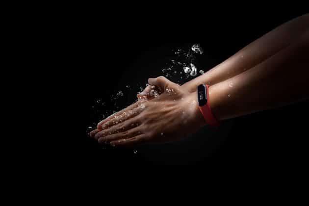 Xiaomi Mi Band 3 resistente al agua