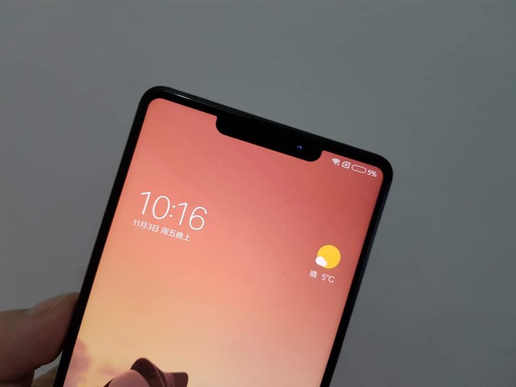 Xiaomi Mi Mix 2s rumores