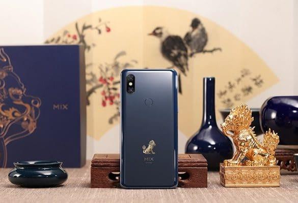 Xiaomi Mi Mix 3 Forbidden City Edition