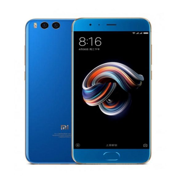 Xiaomi Mi Note 3 Portada