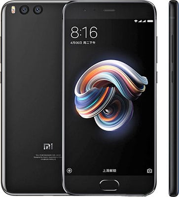 Xiaomi Mi Note 3 dispositivo