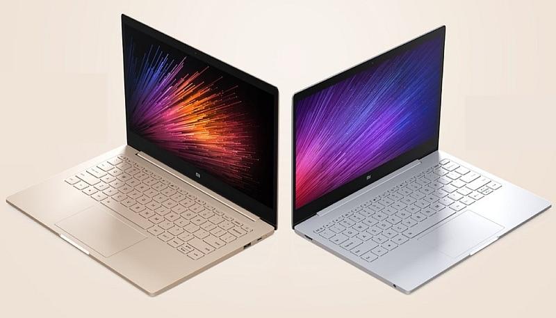 Xiaomi Mi Notebook Air dos modelos 2