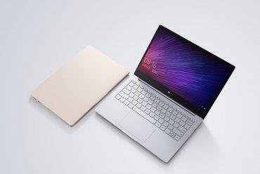 Xiaomi Mi Notebook Air dos modelos