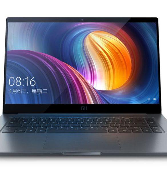 Xiaomi Mi Notebook Pro dispositivo