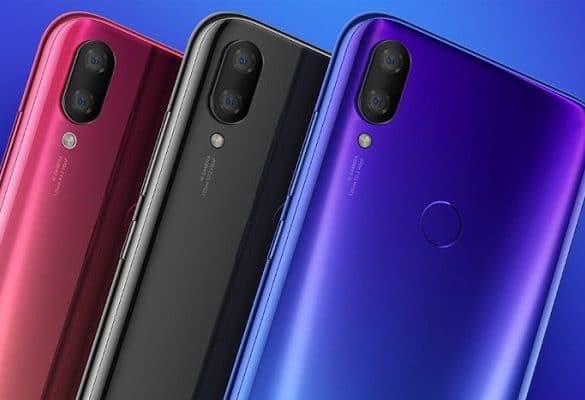 Xiaomi Play camaras y colores