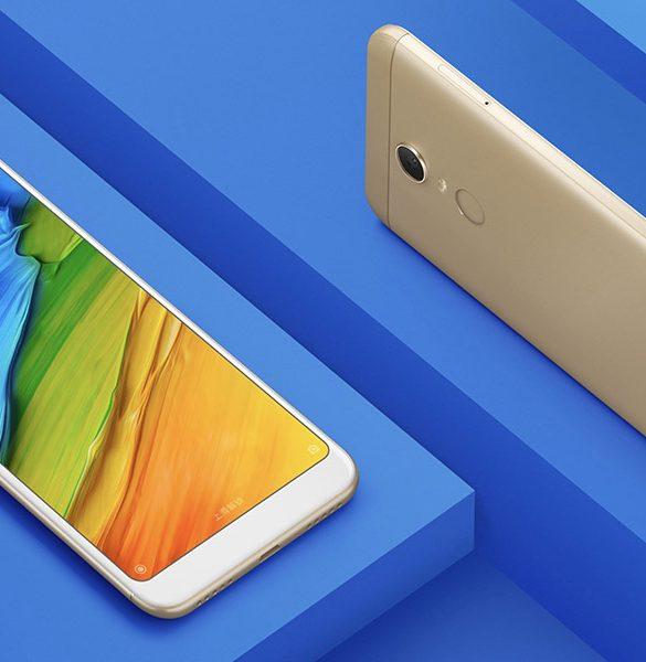Xiaomi Redmi 5 Plus wallpaper