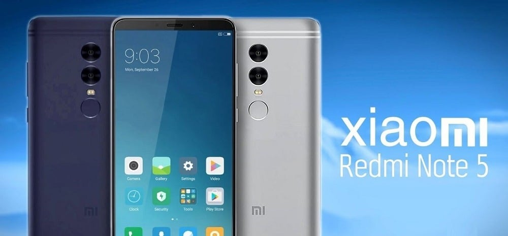 Xiaomi Redmi Note 5 rumores