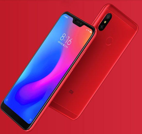 Xiaomi Redmi Note 6 Pro Anticipado