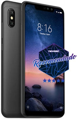 Xiaomi Redmi Note 6 dispositivo