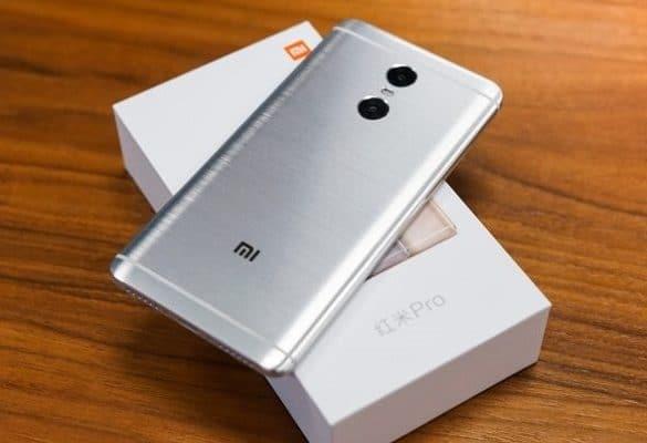 Xiaomi Redmi Pro diseño