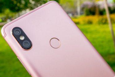 Xiaomi Redmi S2 rosa