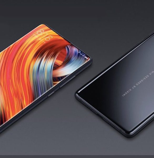 Xiaomi chiron rumores diseño