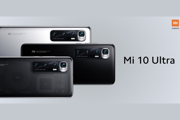 Xiaomi mi 10 ultra oficial