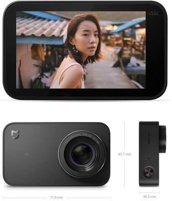 Xiaomi mijia Mini 4K cámaras deportivas
