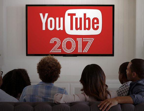 YouTube mejores vídeos 2017