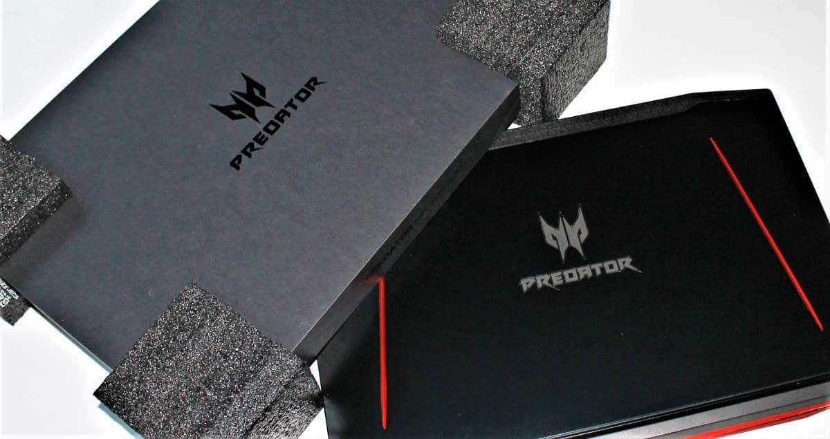acer predator helio 300 caja
