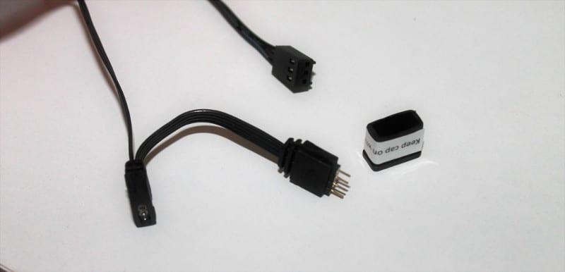 aerocool rev rgb pro cable ventilador